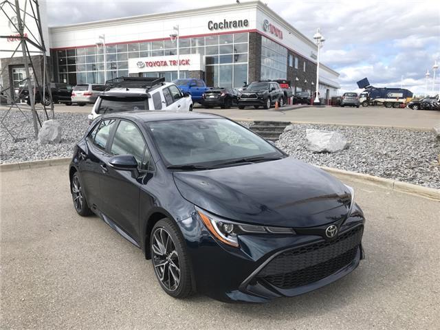 2020 Toyota Corolla Hatchback Base (Stk: 200372) in Cochrane - Image 1 of 22