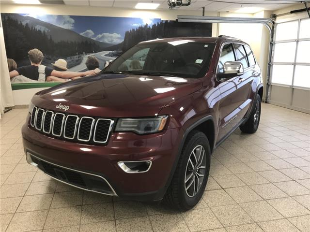 2019 Jeep Grand Cherokee Limited (Stk: 3064) in Cochrane - Image 1 of 18