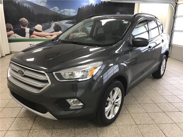2018 Ford Escape SE (Stk: 3074) in Cochrane - Image 1 of 18