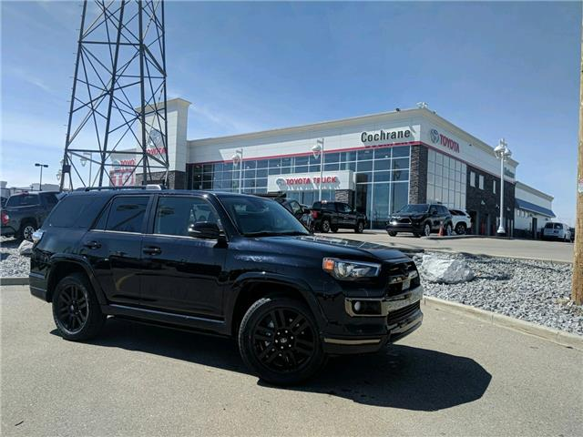 2020 Toyota 4Runner Base (Stk: 200391) in Cochrane - Image 1 of 19
