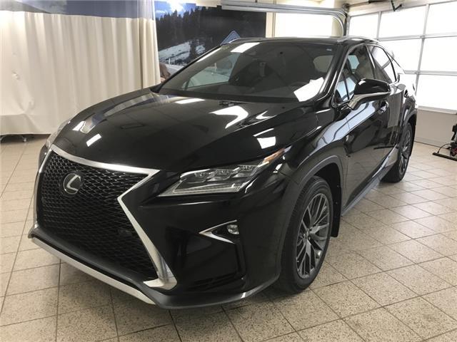 2018 Lexus RX 350 Base (Stk: 3103) in Cochrane - Image 1 of 18