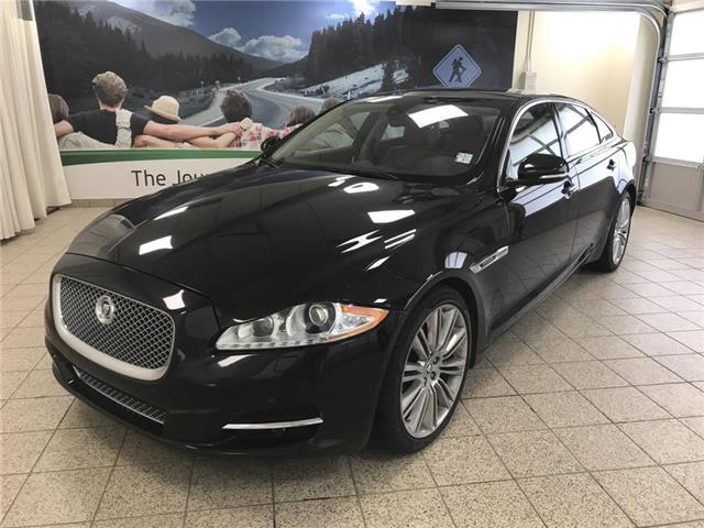 2011 Jaguar XJ XJL Supercharged (Stk: 200189A) in Cochrane - Image 1 of 17