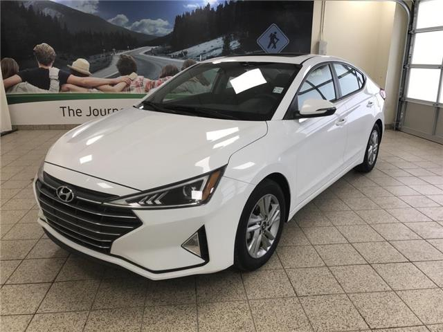 2020 Hyundai Elantra Preferred w/Sun & Safety Package (Stk: 3079) in Cochrane - Image 1 of 19