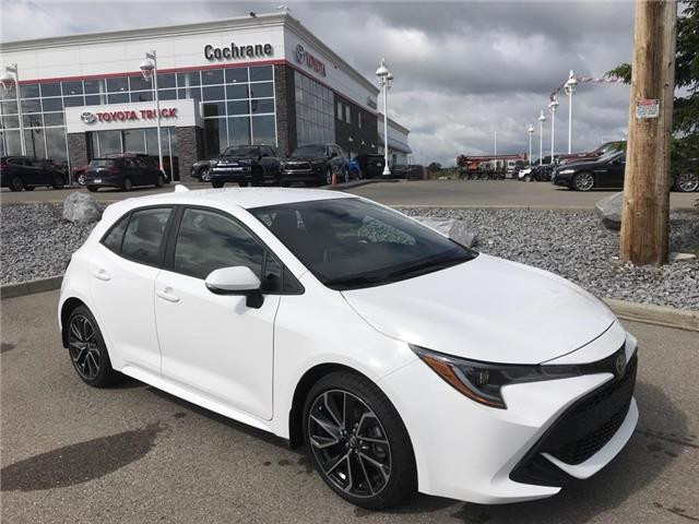2020 Toyota Corolla Hatchback Base (Stk: 200403) in Cochrane - Image 1 of 23