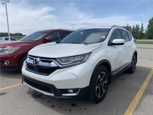 2018 Honda CR-V Touring (Stk: 3114) in Cochrane - Image 1 of 18