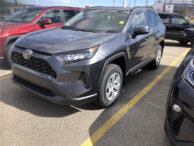 New 2020 Toyota RAV4 LE AWD - Cochrane - Cochrane Toyota
