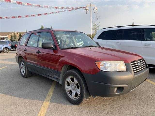 2006 Subaru Forester X (Stk: 200541A) in Cochrane - Image 1 of 6