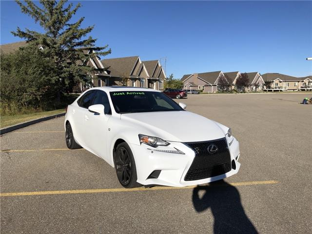 2014 Lexus IS 250 Base (Stk: 200499A) in Cochrane - Image 1 of 8