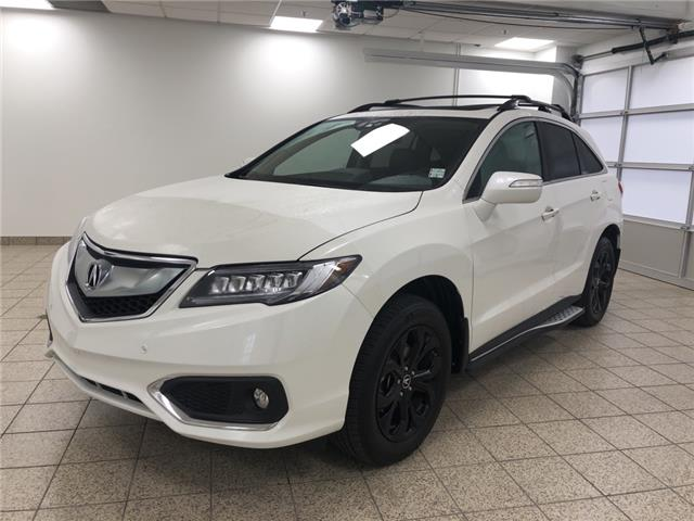 2017 Acura RDX Elite (Stk: 3176) in Cochrane - Image 1 of 30