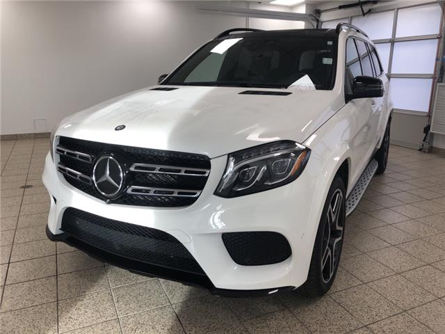 2017 Mercedes-Benz GLS 550 Base (Stk: 3150A) in Cochrane - Image 1 of 30