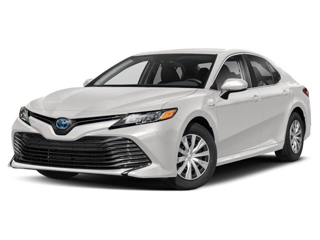 2020 Toyota Camry Hybrid LE (Stk: 200614) in Cochrane - Image 1 of 9