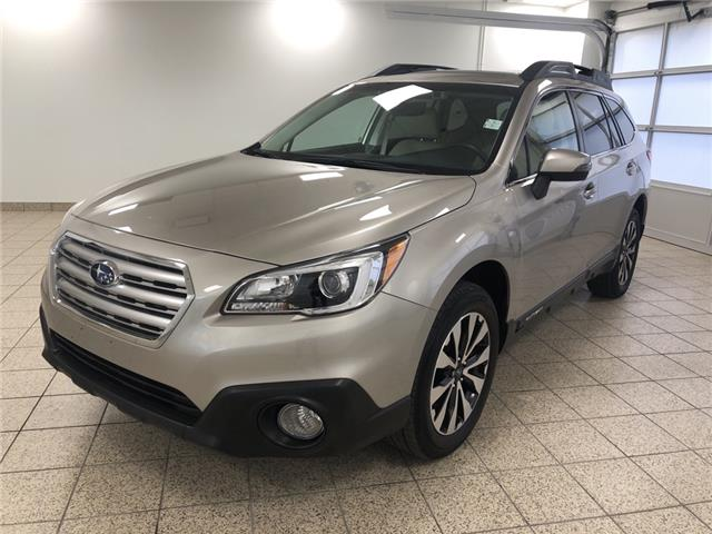 2017 Subaru Outback 3.6R Limited (Stk: 3165) in Cochrane - Image 1 of 30