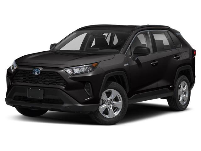 2020 Toyota RAV4 Hybrid LE (Stk: 200627) in Cochrane - Image 1 of 9