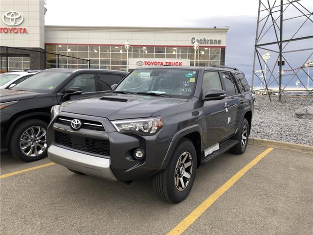 New 2021 Toyota 4Runner Base  - Cochrane - Cochrane Toyota