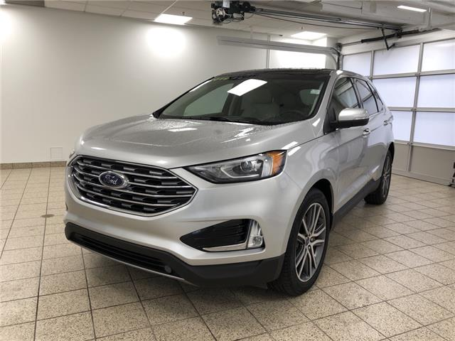 2019 Ford Edge Titanium (Stk: 200391A) in Cochrane - Image 1 of 30