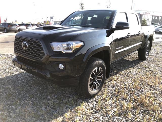 2020 Toyota Tacoma Base (Stk: 200631) in Cochrane - Image 1 of 2