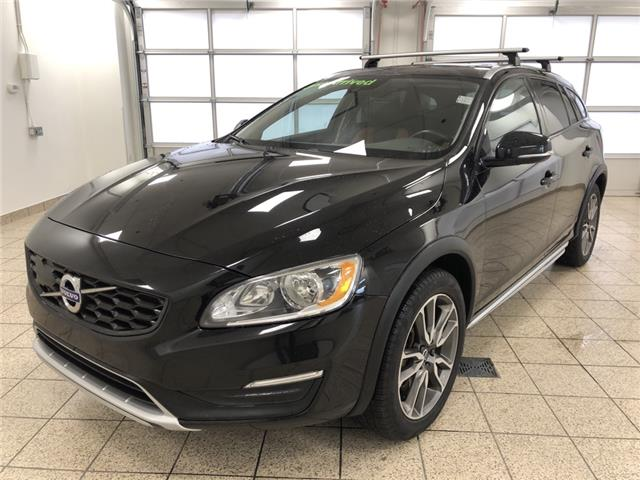 2017 Volvo V60 Cross Country  (Stk: 3160) in Cochrane - Image 1 of 30