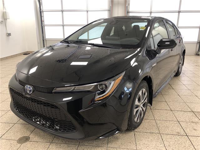 2021 Toyota Corolla Hybrid Base (Stk: 210003) in Cochrane - Image 1 of 30