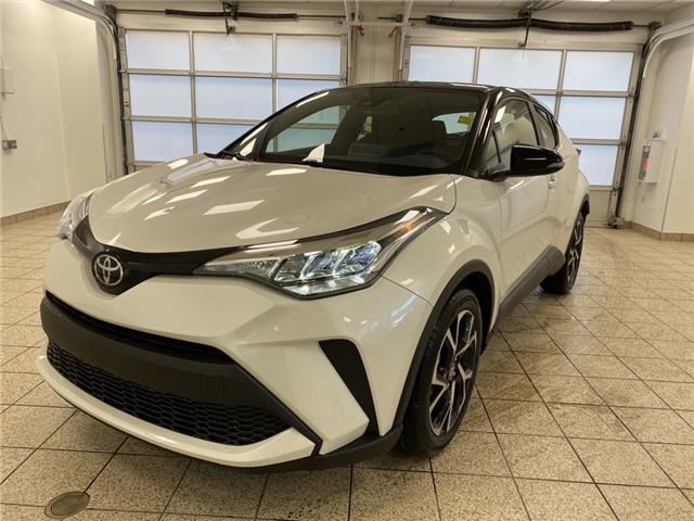 2021 Toyota C-HR XLE Premium (Stk: 210101) in Cochrane - Image 1 of 30