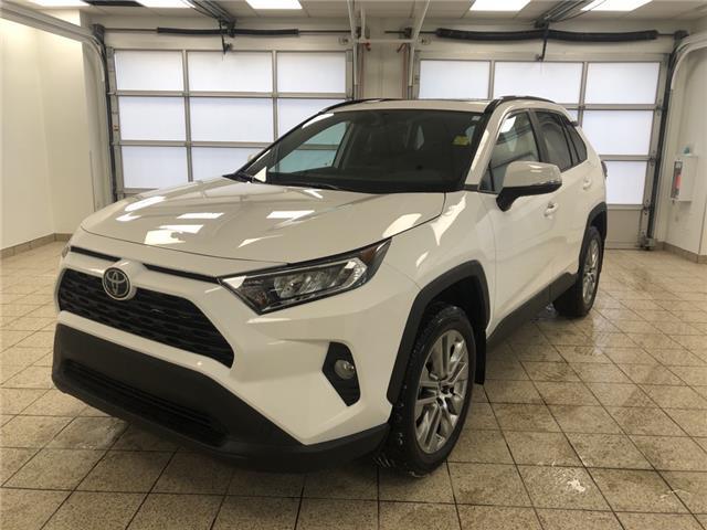 2021 Toyota RAV4 XLE (Stk: 210097) in Cochrane - Image 1 of 30
