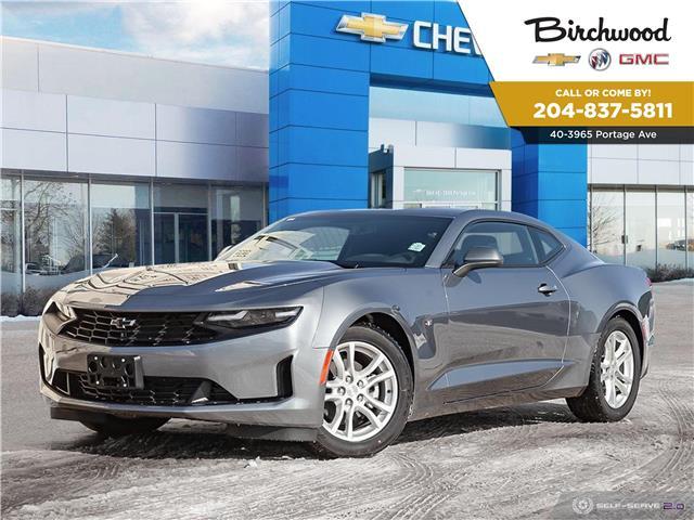 2019 Chevrolet Camaro  (Stk: G19610) in Winnipeg - Image 1 of 30