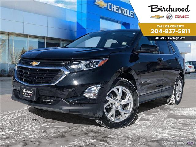 2019 Chevrolet Equinox LT (Stk: G191133) in Winnipeg - Image 1 of 27