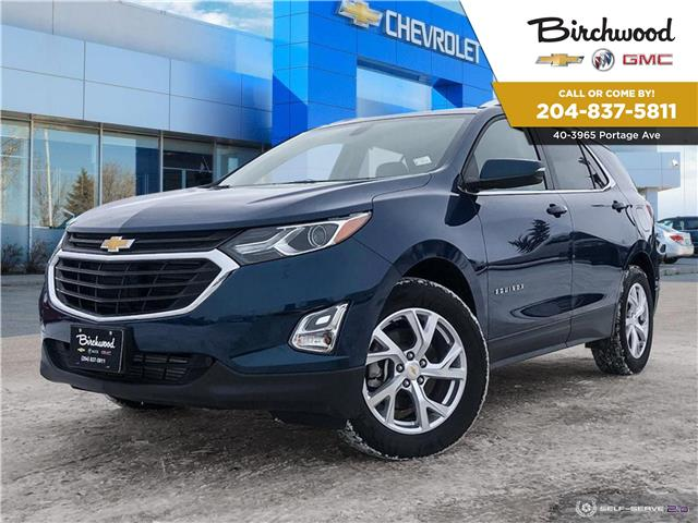 2019 Chevrolet Equinox LT (Stk: G191289) in Winnipeg - Image 1 of 27
