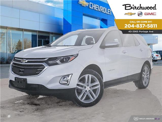 2020 Chevrolet Equinox Premier (Stk: G20199) in Winnipeg - Image 1 of 27