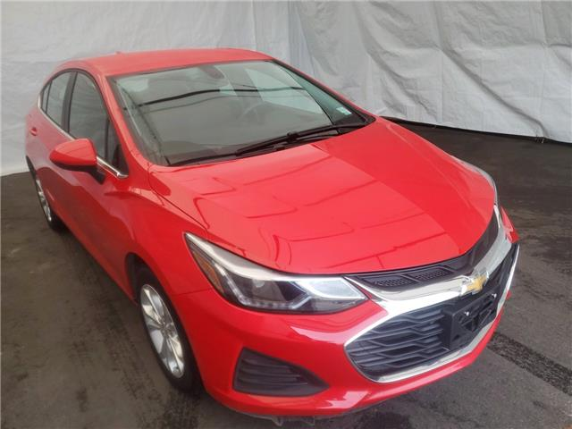 2019 Chevrolet Cruze LT (Stk: IU1644R) in Thunder Bay - Image 1 of 18