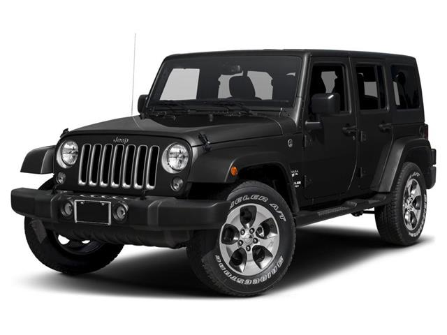 2016 Jeep Wrangler Unlimited Sahara (Stk: IU1816) in Thunder Bay - Image 1 of 9