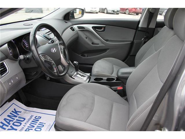 2013 Hyundai Elantra GLS (Stk: L20014A) in Toronto - Image 2 of 13