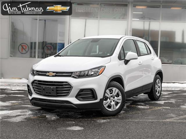 2019 Chevrolet Trax LS (Stk: 190407) in Ottawa - Image 1 of 21