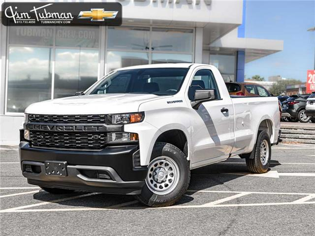 2019 Chevrolet Silverado 1500 Work Truck (Stk: 190995) in Ottawa - Image 1 of 20