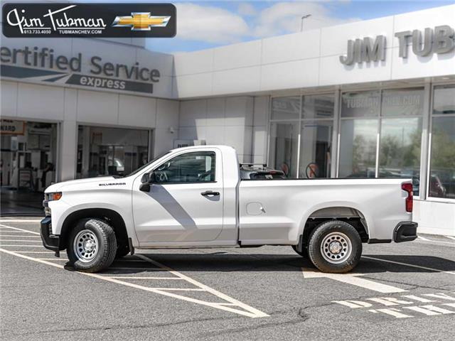 2019 Chevrolet Silverado 1500 Work Truck (Stk: 190995) in Ottawa - Image 2 of 20