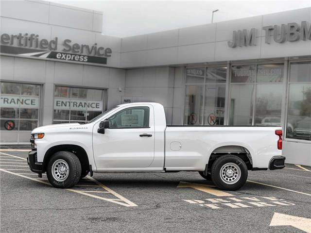 2019 Chevrolet Silverado 1500 Work Truck (Stk: 190972) in Ottawa - Image 2 of 19