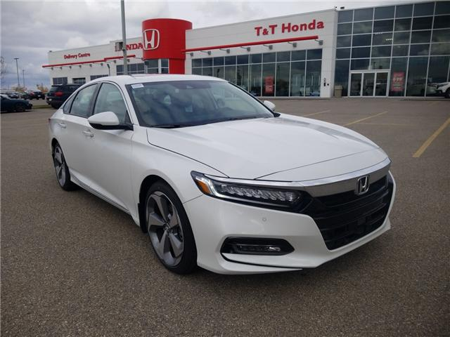 2019 Honda Accord Touring 1.5T (Stk: 2190467) in Calgary - Image 1 of 9