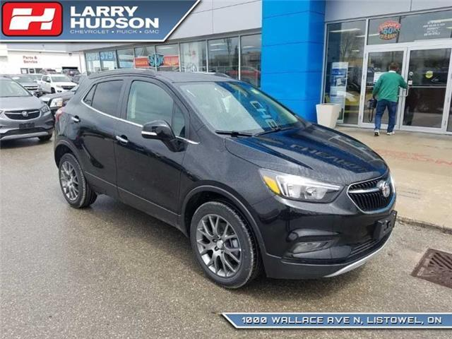 2019 Buick Encore Sport Touring (Stk: 19-783) in Listowel - Image 1 of 10