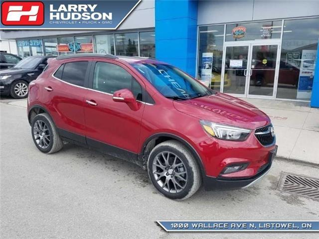 2019 Buick Encore Sport Touring (Stk: 19-786) in Listowel - Image 1 of 11