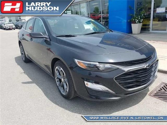 2019 Chevrolet Malibu RS (Stk: 19-1257) in Listowel - Image 1 of 10