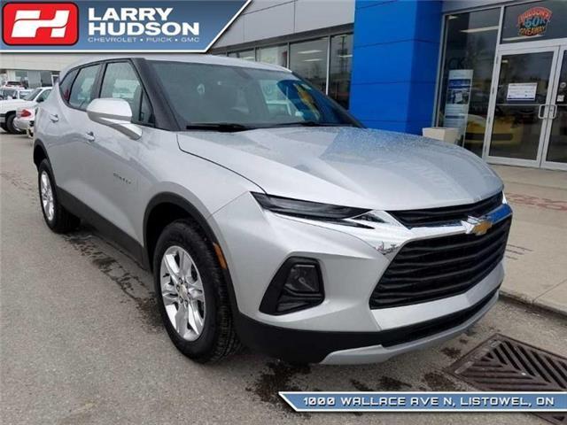 2019 Chevrolet Blazer 2.5 (Stk: 19-1326) in Listowel - Image 1 of 10