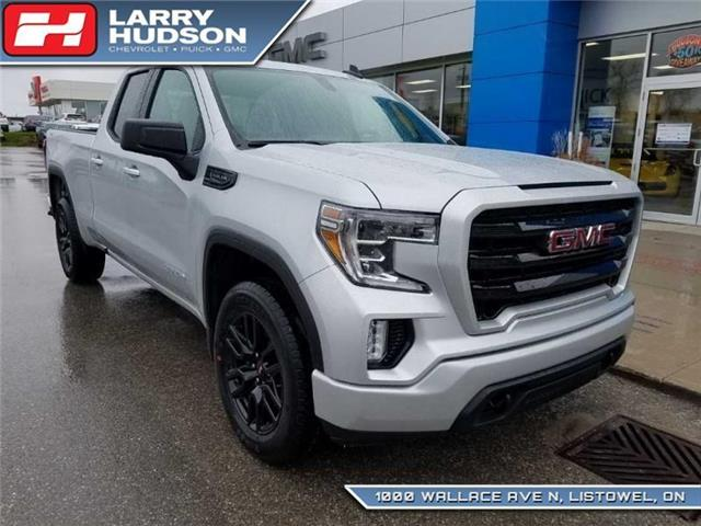2019 GMC Sierra 1500 Elevation (Stk: 19-1340) in Listowel - Image 1 of 10