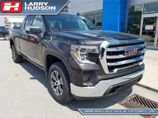 2019 GMC Sierra 1500 SLE (Stk: 19-1374) in Listowel - Image 1 of 10
