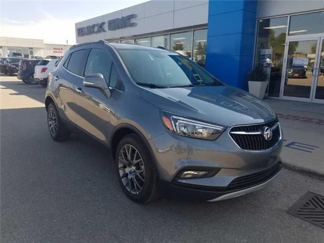 2019 Buick Encore Sport Touring (Stk: 19-1929) in Listowel - Image 1 of 11