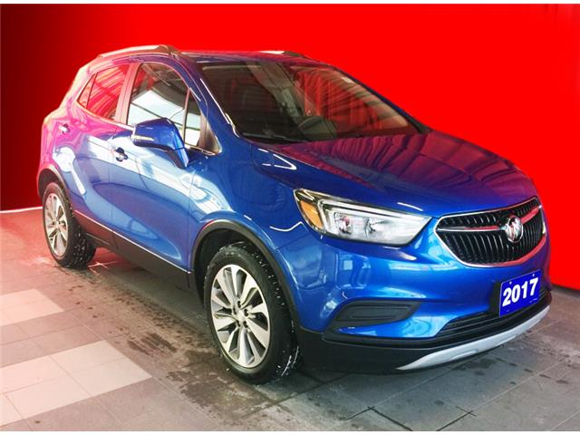 2017 Buick Encore Preferred (Stk: 19-572A) in Listowel - Image 1 of 17