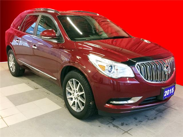 2015 Buick Enclave Leather (Stk: 19-056A) in Listowel - Image 1 of 17