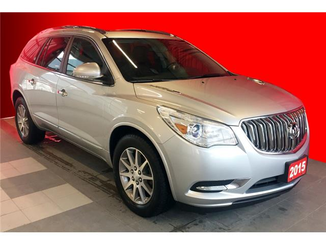 2015 Buick Enclave Leather (Stk: BB0419A) in Listowel - Image 1 of 20