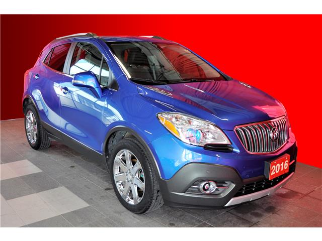 2016 Buick Encore Premium (Stk: 19-706A) in Listowel - Image 1 of 16