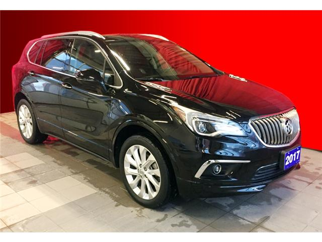2017 Buick Envision Premium I (Stk: BB0631) in Listowel - Image 1 of 19