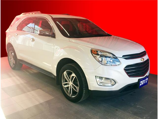 2017 Chevrolet Equinox Premier (Stk: BB0730) in Listowel - Image 1 of 16