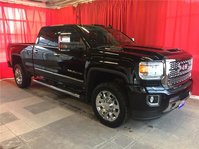 2019 GMC Sierra 2500HD Denali (Stk: 20-457A) in Listowel - Image 1 of 16